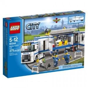 Lego City Mobile Police