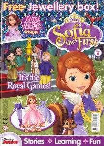 Disney's Sophia The First