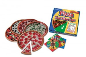 Learning Resources Pizza Fraction