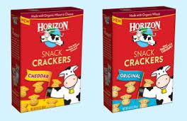 Horizon Snack Crackers Coupon