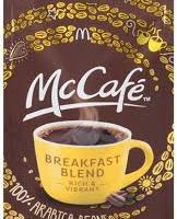 McCafe Coffee Coupons