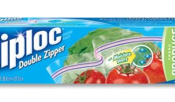 Ziploc Food Storage Bags for $1.25 at CVS
