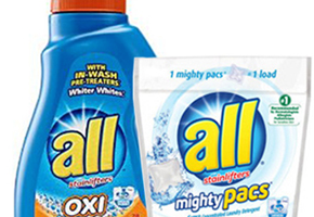 All Liquid Laundry Detergent for $1.00 at CVS