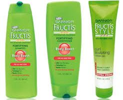Garnier Fructis Shampoo or Conditioner for $1.96 at Walmart