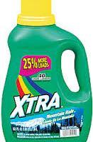 Xtra Liquid Laundry Detergent for $1.00 at Walgreens