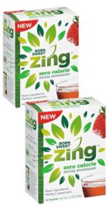 Zing Stevia Coupon