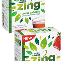 Zing Stevia Coupon