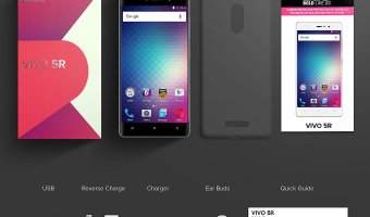 Today's deal:  25% off BLU VIVO 5R Refresh Smartphone