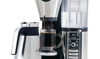 Save 40% on the Complete Ninja Coffee Bar Brewer Set