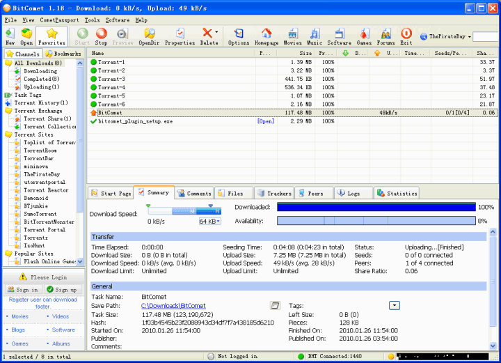 bitcomet software free download full version