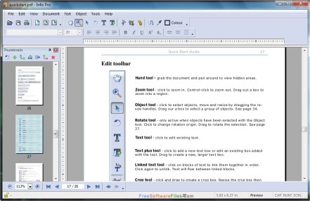 Infix PDF Editor Pro 7.2.3