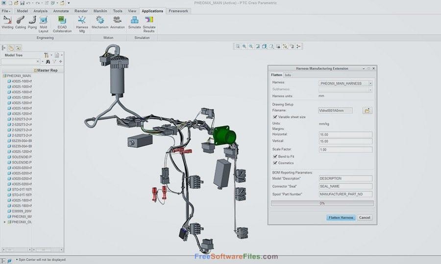 PTC Creo Illustrate 5.0 Free Download