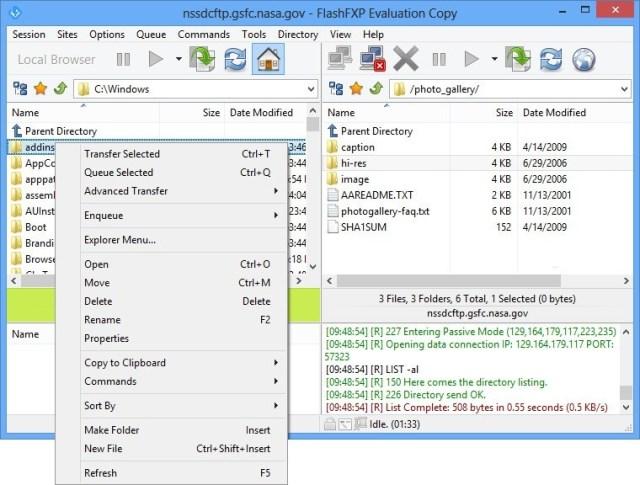 Offline Installer Download FlashFXP 5.4.0