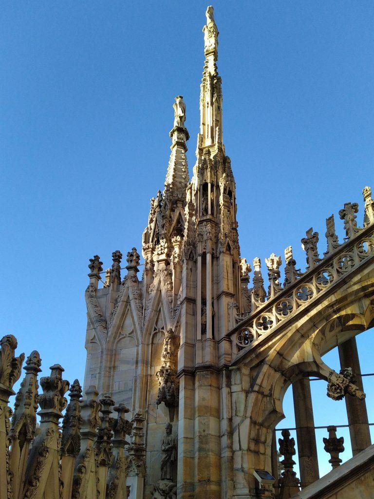 Visitare le Terrazze del Duomo di Milano - Free Soul On The Road