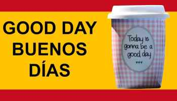 how to greet in spanish and say hola buenos diastardes how to say good day buenos das in spanish tutorial m4hsunfo Gallery