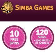 Simba Games free spins