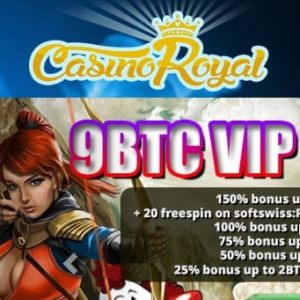 CasinoRoyal One banner