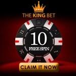 Thekingbet.com Casino | 65 free spins + 150% bonus + $/€600 gratis