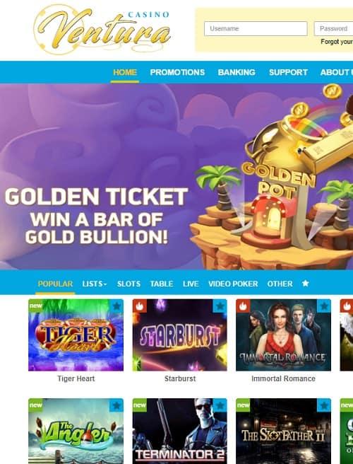 Casino Ventura Review