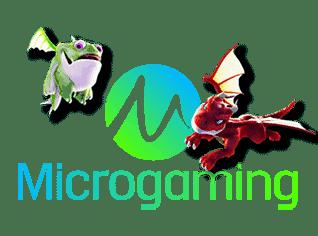 MICROGAMING CASINO free spins and no deposit bonus