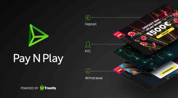 Pay N Play [Trustly] no registration casinos - instant deposit & withdrawal