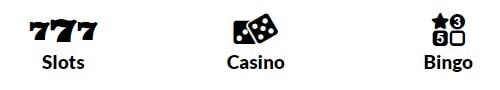 PocketWin Mobile Casino Games
