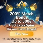 Is Temple Nile Casino legit? Review & Rating: 9.5/10!