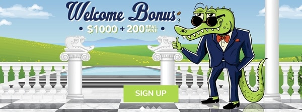 House of Jack Casino $1000 free bonus and 200 free spins