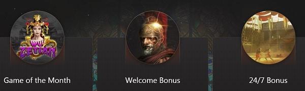 Slots Empire Casino free games