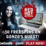 Betsafe Casino 100% free bonus and 50 free spins (NetEnt)