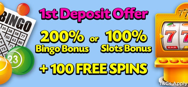 Lucky Pants Bingo free spins bonus