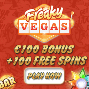 Freaky Vegas Casino free spins