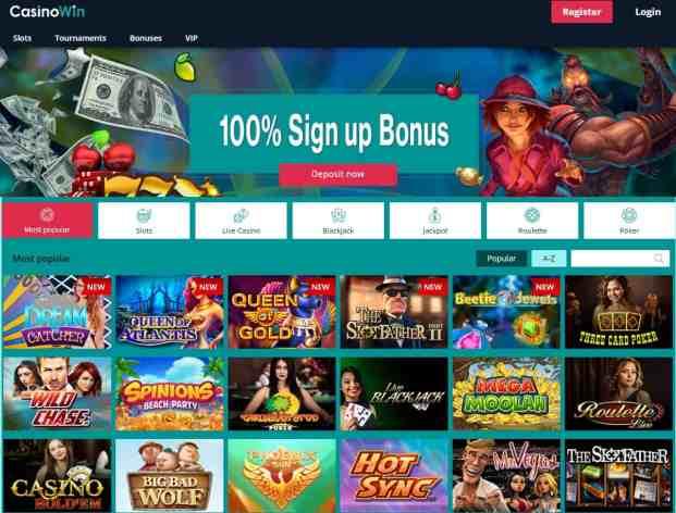 Casinowin Casino Online