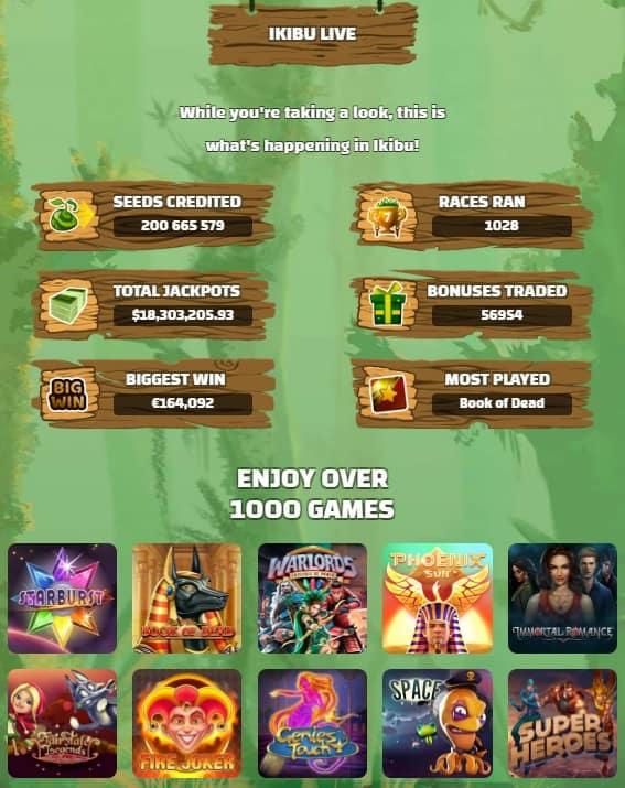 Ikibu.com Casino Review