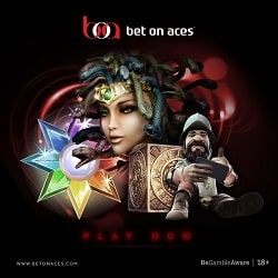 Bet On Aces Casino - free spins and bonuses for all real money players