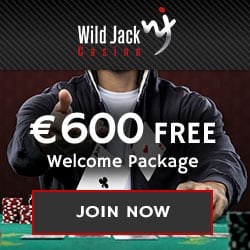 Wildjack Casino Instant Play