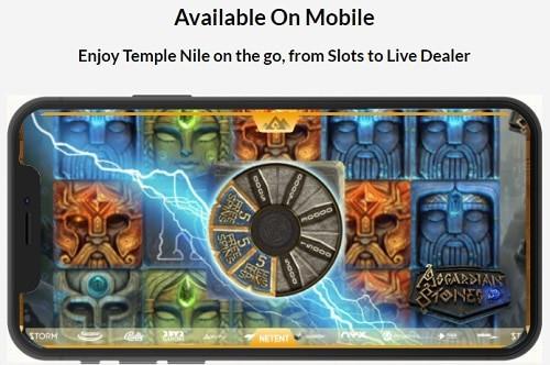 Temple Nile Casino Mobile