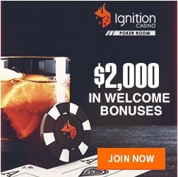 Ignition Casino Not Working