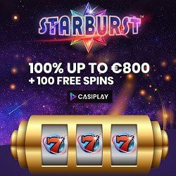 How to get 100 gratis spins and €800 free bonus to Casiplay Casino?