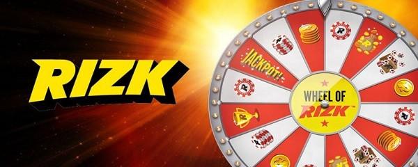 Rizk Wheel of Fortune