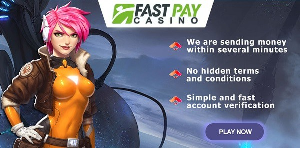 Fastpay - play, win, and cash out fast!