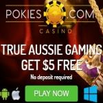 Pokies.com 30 free spins NDB and $€£ 800 casino bonus