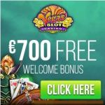 Vegas Slot Casino 100 free spins   200% up to €700 free bonus
