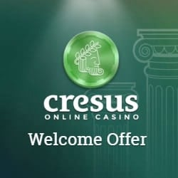 Cresus Casino [register & login] 100% up to €300 bonus + Free Spins
