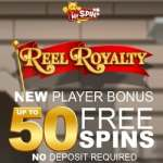 Mr Spin Casino (mrspin.co.uk) - 50 free spins bonus on mobile slots