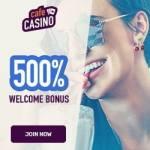 Cafe Casino $10 free cash + 600% up on $6000 bonus (Bitcoin deposit)