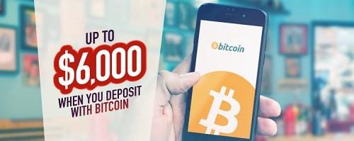 Cafe Casino bitcoin bonus