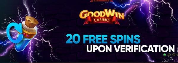20 free spins no deposit required