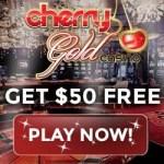 Is Cherry Gold Casino legit? 20 free spins + 250% welcome bonus