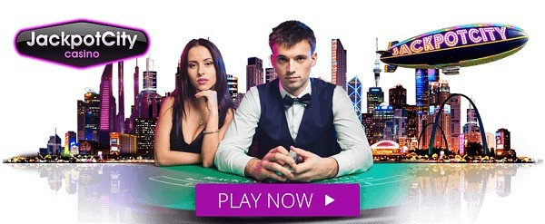 JackpotCity Casino Live Dealer by Evolution Gaming